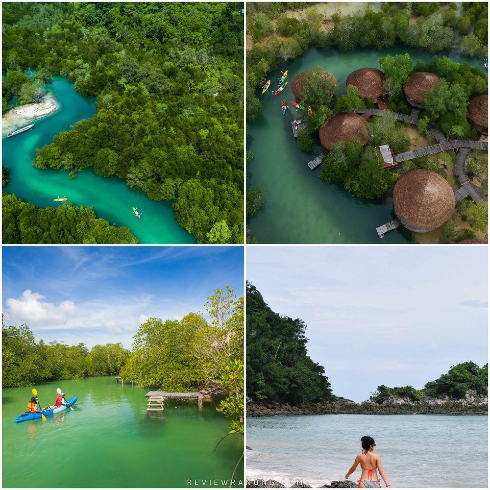 11.-เกาะพยาม-จัดว่าสวยเด็ดไม่แพ้ใครสำหรับจุดนี้-มาระนองต้องลองมาเที่ยวเกาะพยามแน่นอนนน-ชายหาดสวย-น้ำใส-แถมยังมีรีสอร์ทสวยๆ-Blue-Sky-resort-อีกด้วยน้าาา  จุดเช็คอิน,ระนอง,สถานที่ท่องเที่ยว,ของกิน,ทะเล,ภูเขา