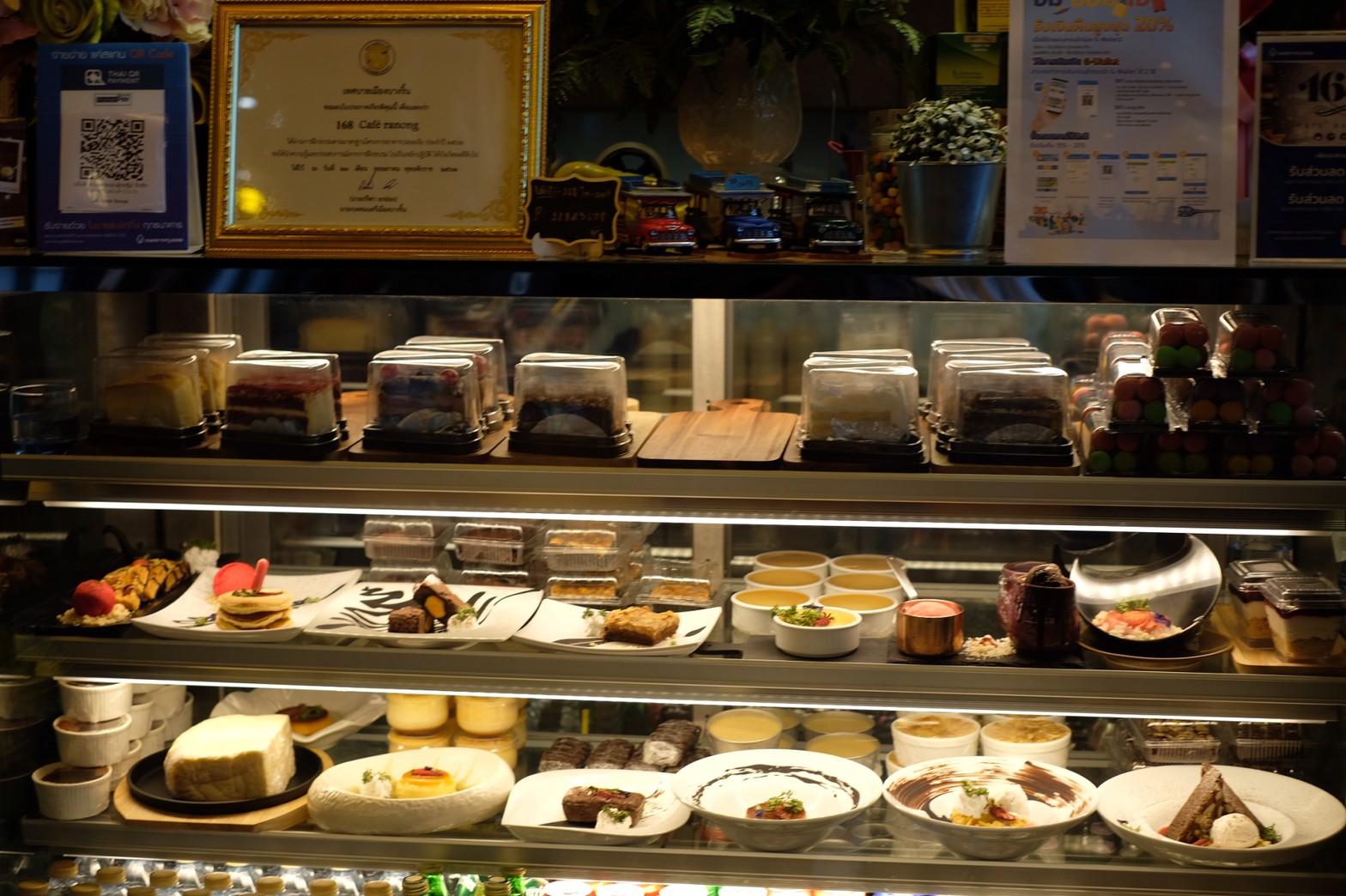 168 Cafe Ranong คาเฟ่ระนอง สวยหรูสไตล์โมเดิร์นทรอปิคอล จะมุมไหนก็ว้าวววว